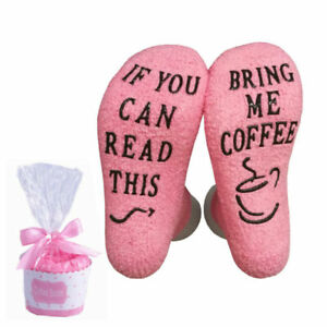 Socks Gifts for Women Her, Christmas Present Funny Gifts for Mom Grandma