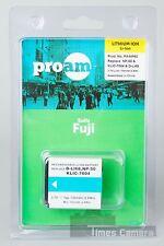 3x ProAm Pa-np50 Battery Replace Np-50 Klic-7004 D-li68 Fujifilm Kodak Pentax