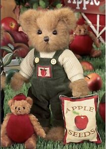 The Bearington Collection Johnny Appleseed Limited 2011 Overalls NWT 178202