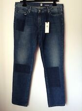 BNWT 100% auth by Tommy Hilfiger OSLO LW COSA mens distressed jeans 32. RRP £149