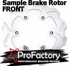 Honda Crf250x Crf450x CRF 250x 450x freno Delantero Rotor Disc Pro frenado NUEVO