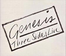 GENESIS - Three Sides Live - 2 CDS  - LIKE NEW