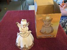porcelain love angel bell