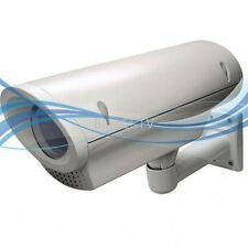 CCTV SECURITY CAMERA Housing-Mount Combo with 24V AC Heater/Blower, Hidden Cable