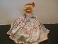 VIGRA BEEHLER ARTS DOLL PLASTIC 473 GIBSON GIRL PAINTED EYES BLONDE NO ARMS