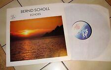 Bernd Scholl - Echoes RARE Electronic LP SKY 125 RARE NM Top Condition