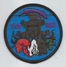 HMH-361/15th MEU FOUR HORSEMEN patch