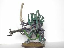 40K TYRANID ARMY-  HIVE TYRANT WELL PAINTED METAL