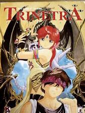 TRINETRA - Yuzo Takada vol.1 ed. Star Comics  [C14B]