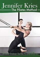Jennifer Kries Master Trainer Video on DVD - Pilates Cadillac / Trapeze Table