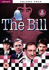THE BILL - SERIES 4 - DVD - REGION 2 UK