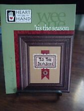 Heart In Hand - Tis the Season - cross stitch pattern
