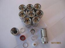 10 tappi di compressione xPL259 per RG213 10.3mm Cavo