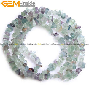 """Freeform Natural Gemstone Chips Beads For Jewelry Making 34""""/15"""" Bulk 7-8mm"""