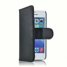 Flip wallet case hoesje voor iPhone 5c - zwart