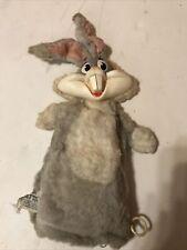 Vintage Mattel Bugs Bunny Talking Hand Puppet 1962