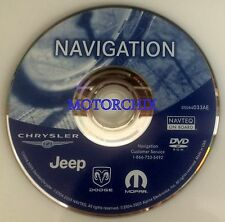2004-2007 Chrysler Town&Country Pacifica 300 Nav DVD 05064033AE