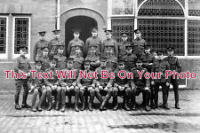CH 103 - Robin Hood Hotel, Helsby, Cheshire WW1 - 6x4 Photo