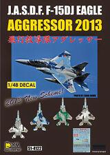 DXM decal 1/48 JASDF F-15DJ Aggressor 2013