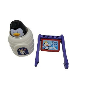 Vtech Go! Go! Smart Animals Zoo Penguin Igloo & Polar Zone Sign Replacement Part