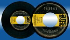 Philippines TILT DOWN MEN We'll Have A World OPM 45 rpm Record