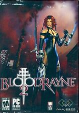 BLOODRAYNE 2 NEW & FACTORY SEALED PC