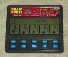 Radica - Draw Poker 5000 Royal Flush - Model 1410