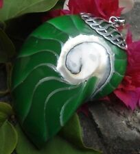 Shell without Stone Sterling Silver Handcrafted Jewellery