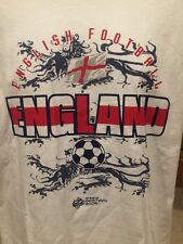 FIFA Germany World Cup T Shirt 2006 England NWT