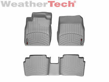 WeatherTech Floor Mats FloorLiner for Nissan Versa - 2007-2012 - Grey