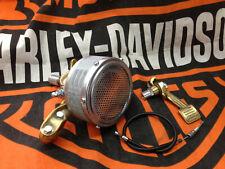"Harley WLA Militär WLH WL 750 45"" Sirene WLC siren Flathead Custom Bobber"