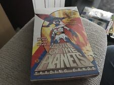Battle Of The Planets Trading Cards Box Sealed