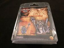 Avatars of War Metal Chaos Lord of Torment with Familiar Sealed Blister Pack