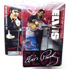 Elvis Presley 1968 Comeback Action Figure New McFarlane Toys Factory Sealed