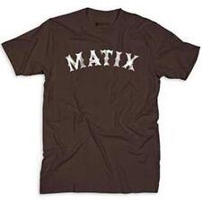 MATIX Greaser Union Tee (XL) Chocolate