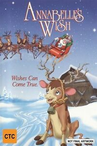 Annabelle's Wish (DVD) Brand New / Sealed - Christmas - Region 4
