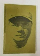 1968 Sporting News Daguerreotypes of great Stars of baseball - Babe Ruth cover