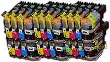 24 LC121 Cartuchos de tinta para la impresora MFC-J470DW MFC-J650DW MFC-J870DW Brother