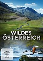 WILDES ÖSTERREICH - VOM GLETSCHER GEFORMT/IM FLUSS DER ZEIT    DVD NEUF