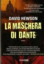 MASCHERA DI DANTE (LA) Hewson David TIME CRIME