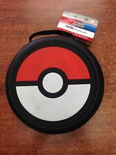 NEW, SLIGHT DARK SPOT BD&A Pokeball Console Game Zip Case for 3DS XL/3DS/DSi X