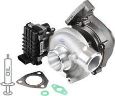 Abgas-Turbo-Lader Turbolader Aufladung / ohne Pfand 54349