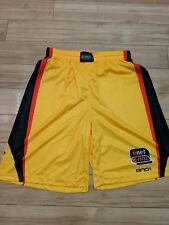 Melbourne Tigers Official AND1 NBL Basketball Jersey Uniform Shorts - XXL