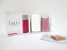 imiy Handy Mist - Nanomist Facial Skin Care Device - Light Pink *READ* [HB-A-I]