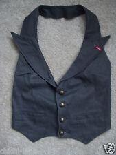 Waist Length Cotton Halterneck Waistcoats for Women