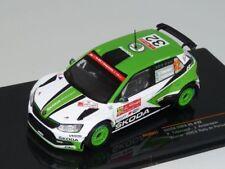 Ixo 1:43 Skoda Fabia R5 #32 WRC2 Winner Portugal 2016 RAM657 Brand new