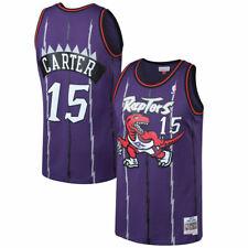 Мужские Торонто Рэпторс Винс Картер Mitchell & Ness фиолетовый 1998-99 Nba Jersey