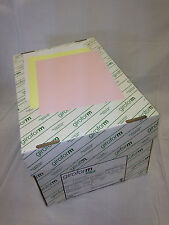 Carbonless Paper 3-Part Reverse GIROFORM 1 Case, 10 Reams Pink, Canary, White
