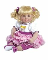 """Adora Toddler/Baby – Little Lovely Girl Hand Painted Doll 20"""" *COLLECTABLES Gift"""