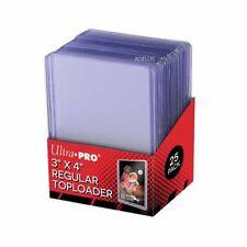 More details for ultra pro regular flexi top loaders hard card sleeves (10-250) toploaders
